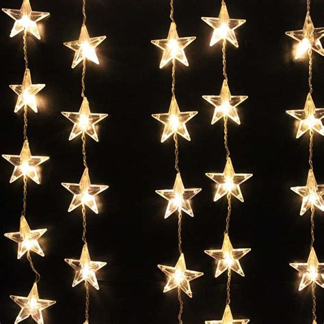 Buy Star Light Curtain And Star Decorations For Christmas Time. Furniture For Girl Room. Home Decor Curtains. Dorm Room Tv Stand. Three Seasons Room. Decorative Telescope. Cheap Farmhouse Decor. Rental Wedding Decor. Cost To Add A Room