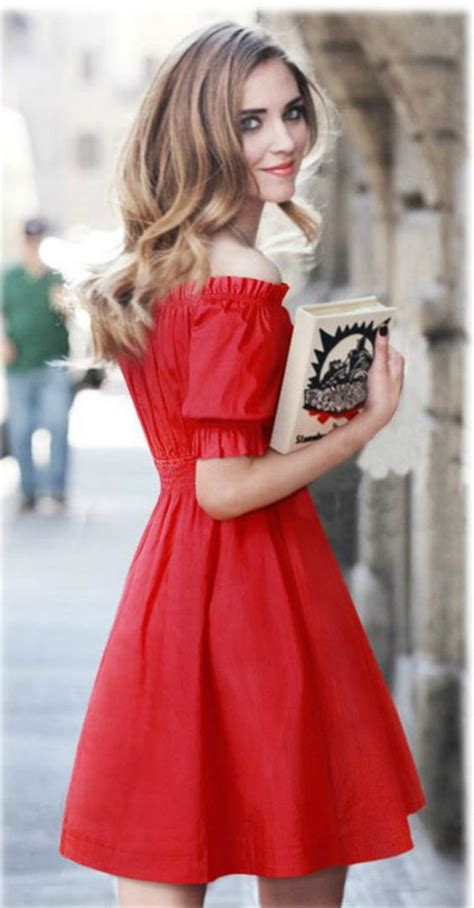 45 Cute Off Shoulder Dresses to Flaunt the Classic Women ...