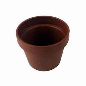 Pots à épices : 1 5 miniature plastic flower pot terracotta ~ Teatrodelosmanantiales.com Idées de Décoration