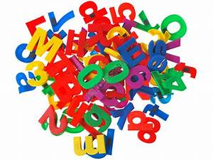 magnetic letters numbers colorful alphabet 80elem ta0033 With magnetic letters and numbers