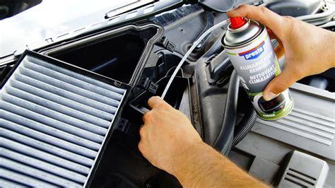 auto klimaanlage desinfizieren presto klimaanlagenreiniger frischer wind aus ihrer klimaanlage