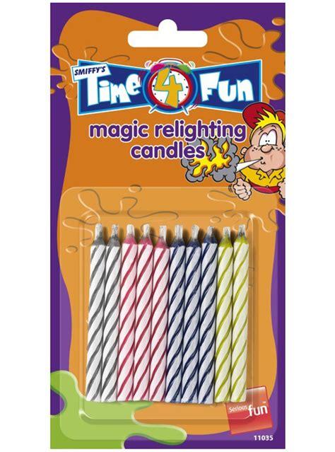 Candele Magiche by Candele Magiche Per Feste E Compleanni Funidelia