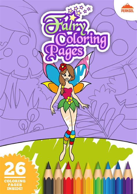 filefairy coloring pages printable coloring book