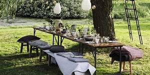 Table Pour Terrasse : terrasse marie claire ~ Teatrodelosmanantiales.com Idées de Décoration