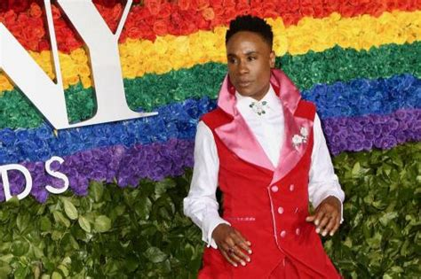Billy Porter Never Imagined Would Have Sex Scene