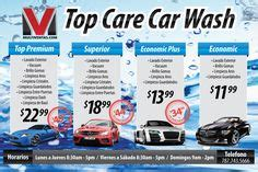 car detail flyer template  google search auto