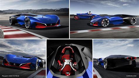 2016 Peugeot L500 R Hybrid Concept Caricoscom