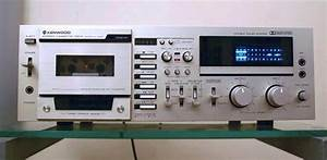 Kenwood Cassette Deck Player