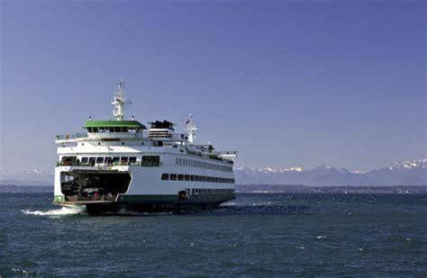 Seattle Boat Show Schedule by Seattle Bremerton Ferry Schedule Wsdot Salty