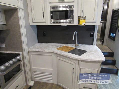 Eagle Kitchen by Modern Farmhouse Decor New In Jayco Eagle Gayle Rv