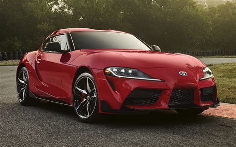 2020 Toyota Supra Desktop Wallpaper by 2020 Toyota Gr Supra Us Wallpapers And Hd Images Car