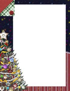 Free Christmas Stationery Templates Downloads
