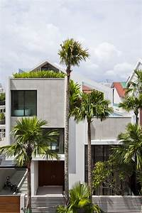 Sleek, Architectural, Home, Design, With, Elevated, Swimming