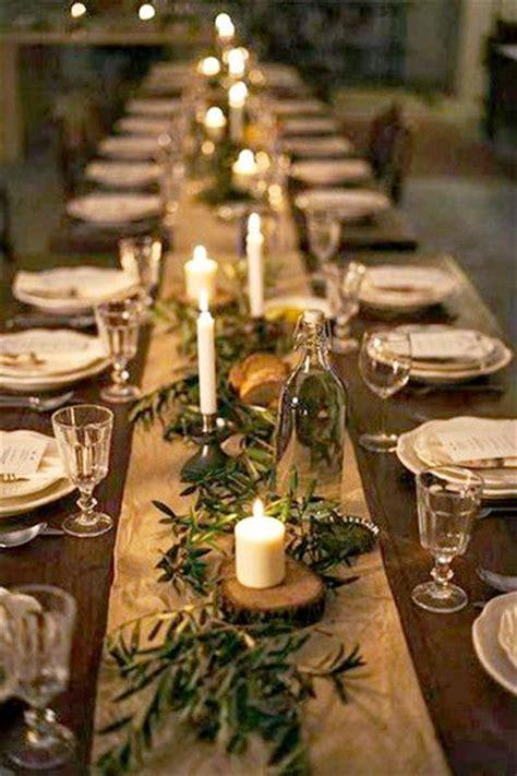 decorar la mesa la cena accion gracias