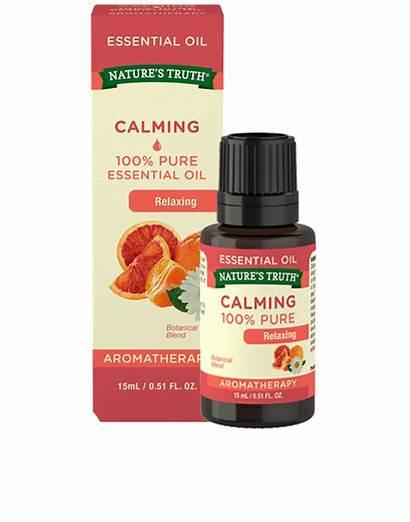 Essential Calming Oil Oils Nature Truth Calm