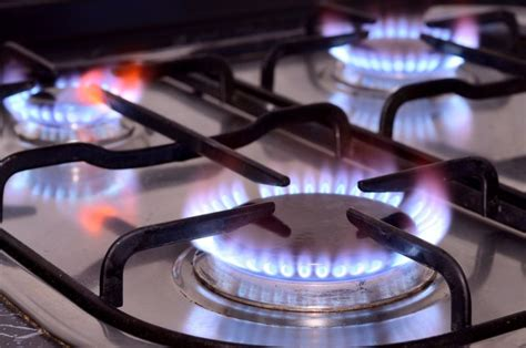 Save LPG used by cook stoves: Make sure your gas burners