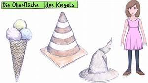 Kegel Höhe Berechnen : oberfl che und mantelfl che von kegeln bung mathematik online lernen ~ Themetempest.com Abrechnung