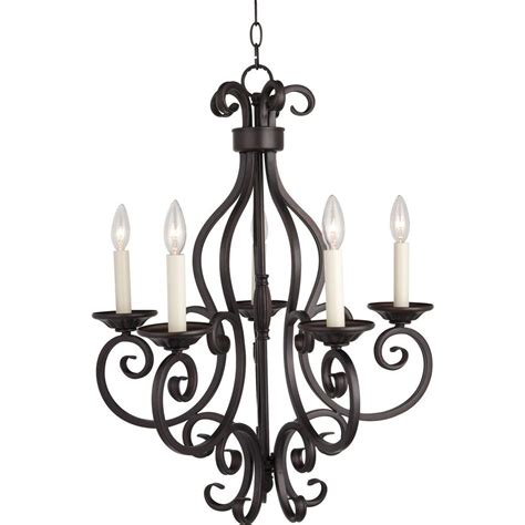 maxim lighting manor 5 light rubbed bronze chandelier