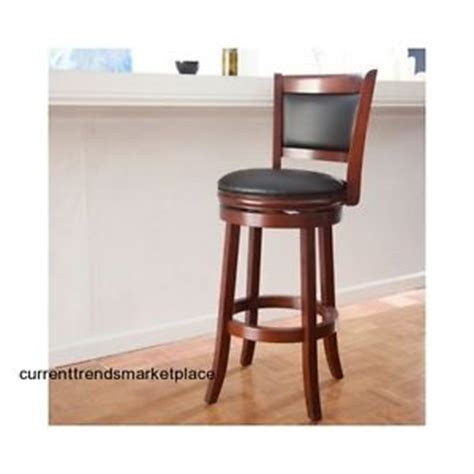 counter height chairs for kitchen island kitchen bar stools swivel padded seat cherry island