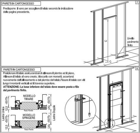 Porte Scrigno Per Cartongesso by Edilbook Ristrutturazioni I Controtelai Per Le Pareti Di