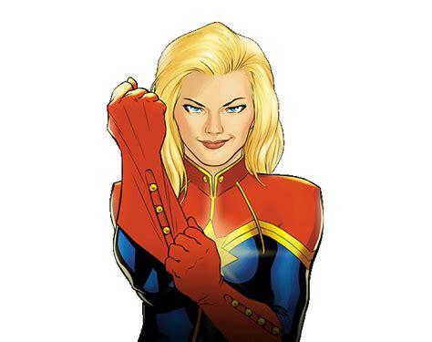 Captain Marvel PNG File   PNG Mart