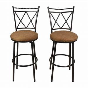 2nd hand bar stools counter height stools on a budget With 2nd hand bar stools