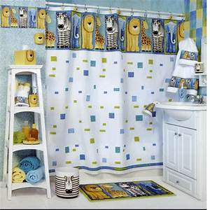 Animal accessories for kids room decor for Sports themed bathroom decor