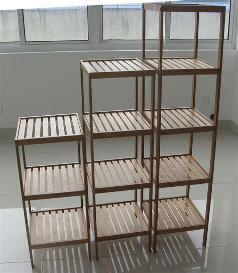 Regal Abstellraum by Bamboo Storage Cabinet Greenbamboofurniture