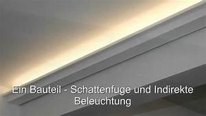 Led Beleuchtung : led beleuchtung und indirektes licht mit lichtvouten einfach sch nes licht youtube ~ Orissabook.com Haus und Dekorationen