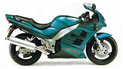 1996 Suzuki Rf600r by Suzuki Rf600r Service Repair Manual 1993 1994 1995 1996