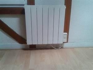 Radiateur Electrique Avec Thermostat : thermostat radiateur ~ Edinachiropracticcenter.com Idées de Décoration