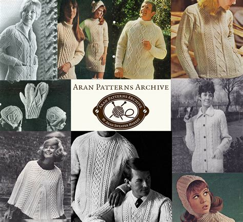 aran sweater market review aran patterns archive