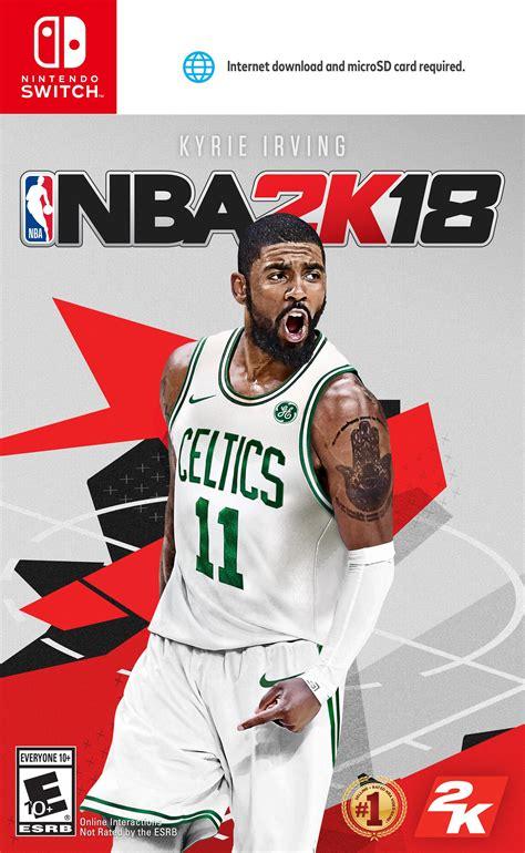 Amazon.com: NBA 2K18 Standard Edition - Nintendo Switch ...