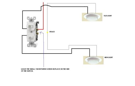 single light   single switch   bathroom