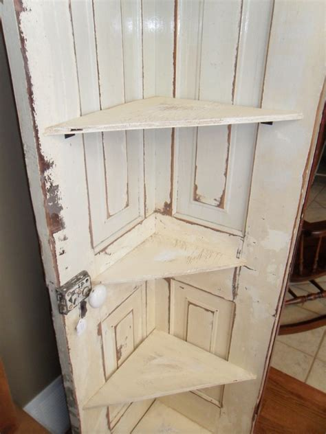 How To Build A Corner Cabinet With Doors - how to make a corner cabinet out of a door plans diy free