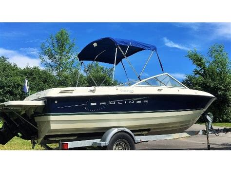 Aluminum Boats For Sale In Vermont by 1990 Bayliner Discovery 195 Boats For Sale In