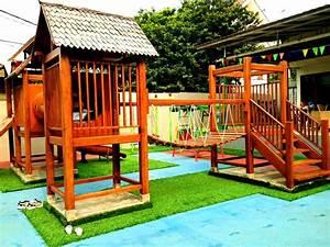 Furniture : Beautiful Cool Home Playground Ideas Backyard ...