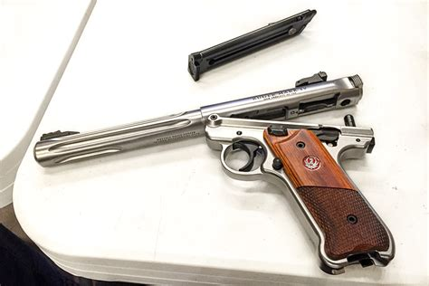 The New Ruger Mark Iv Pistol  The Firearms Forum  The