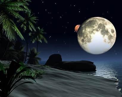 Moon Desktop Wallpapers Nature