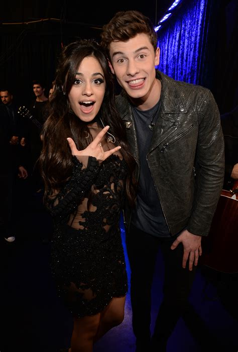 Camila Cabello Shawn Mendes Reunite With New Instagram