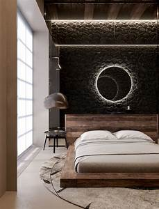 51, Beautiful, Black, Bedrooms, With, Images, Tips, U0026, Accessories, To, Help, You, Design, Yours