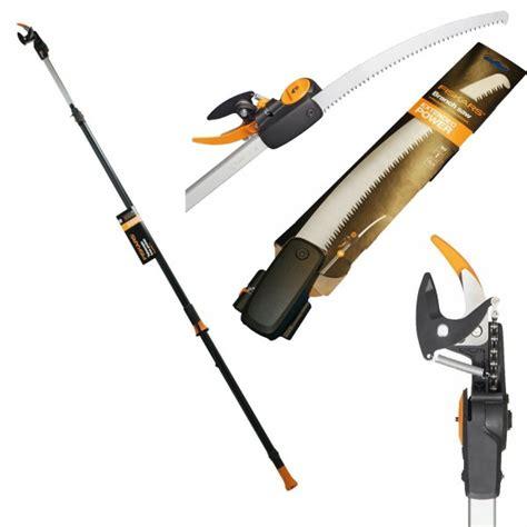 teleskop astschere fiskars fiskars teleskop schneidgiraffe upx86 set alt up86