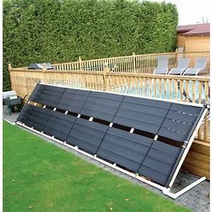 chauffage de piscine quelle solution choisir With installation chauffage solaire piscine
