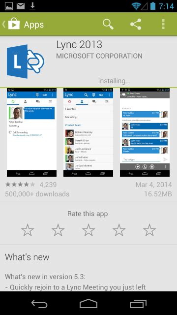 lync 2013 for android how to setup the microsoft lync 2013 mobile client for