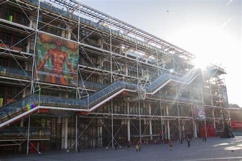 Centre Pompidou  Paris Museums  Parisianist City Guide