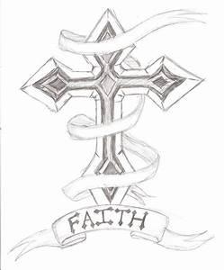 Cross Tattoo Design by The-Sketch-Artist on DeviantArt