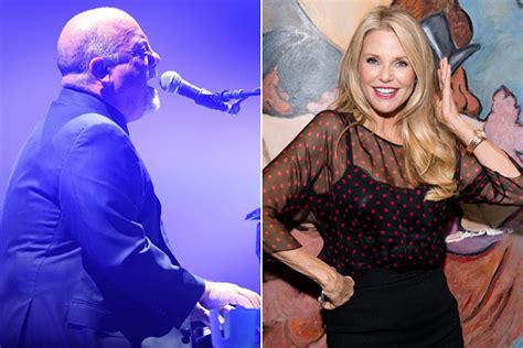 Billy Joel Sings 'Uptown Girl' With Christie Brinkley In ...