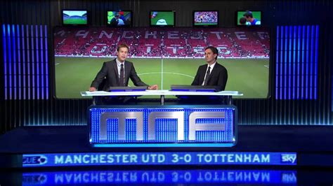 Hego Virtual Graphics used on Sky Sports MNF show - YouTube
