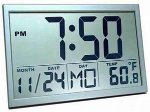Best Digital Wall Clock - Decor IdeasDecor Ideas