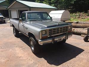 Rust Free 1985 Dodge Pickups Lifted For Sale